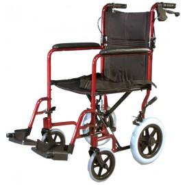 Shopper 12 Attendant Wheelchair